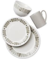 casual dinnerware martha stewart dinnerware macy s