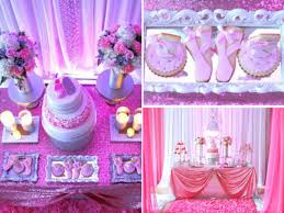ballerina baby shower theme pretty pink ballerina baby shower baby shower ideas themes
