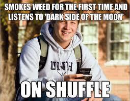 Floyd Meme - forgive the meme but college freshman on pink floyd rebrn com