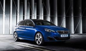 new peugeot sports car new peugeot 308 gt unveiled