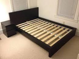 malm bed frame u2013 vansaro me