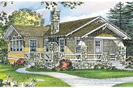 Craftsman Home Plan by Craftsman House Plans Pinewald 41 014 Associated Designs