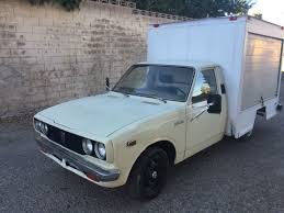 1978 toyota truck 1978 toyota hilux up box truck 20r for sale photos