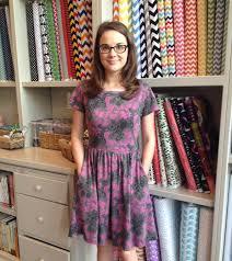 Anna Maria Horner Home Decor Fabric by Moneta Dress Colette Patterns Anna Maria Horner Knit Thread