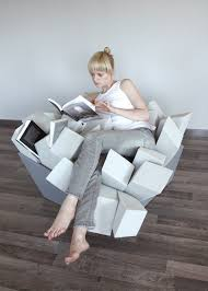 Soft Armchair Manet Soft Armchair By Marta Szym Feel Desain