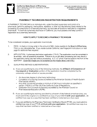 Cv For Pharmacy Technician Home Design Ideas Awesome What Objectives To Mention In Certified