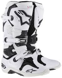 alpinestar tech 3 motocross boots alpinestars tech 10 vented boots revzilla