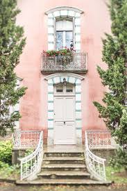 French Country Wall Art - france photography house in the loire valley french country home