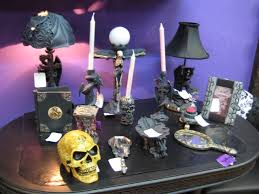 goth room stripy tights and dark delights guest post goth decor