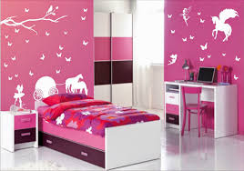 girls bedroom ideas princess painting wall circular chandelier 20
