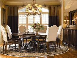 circle dining room table small dining room ideas with round dining table and covered dining