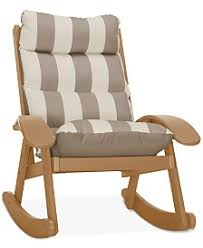 rocking chair cushions shop for and buy rocking chair cushions