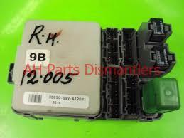 honda pilot a13 purchase 05 honda pilot dash fuse relay box multiplex unit