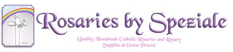 rosary store welcome to rosaries by speziale quality handmade catholic
