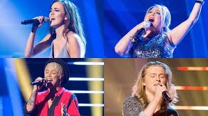 Best Voice Blind Auditions The Voice Uk 2017 The Best Blind Auditions From Week Four The