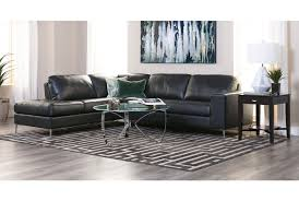 Anthracite Laminate Flooring Micah Anthracite 2 Piece Sectional W Laf Chaise Living Spaces