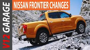 frontier nissan 2018 2018 nissan frontier usa redesign and release date youtube