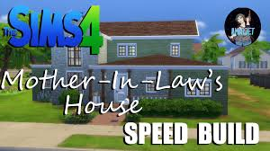 mother in law house the sims 4 speed build mother in law u0027s house youtube