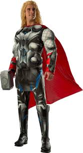 avengers 2 age of ultron deluxe thor costume