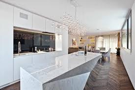 modern kitchen white and panton countertop home design ideas kitchen white modern