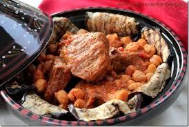 recette de cuisine alg駻ienne moderne cuisine algérienne mderbel aubergine recette cuisine