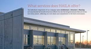 services u2014 haila architecture structure planning ames ia
