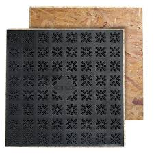 shop dricore 2 x 2 subfloor panels at lowes com