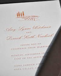 Wedding Invitations Nautical Theme - destination inspired wedding invitations martha stewart weddings