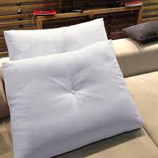 coussin pour canape coussin décoratif élément b couleur blanc cassé adapté pour