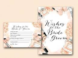 Bridal Shower Wish Fashion Beauty Bridal Shower Games Package Magical Printable