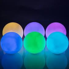 battery operated floating pool lights buy floating pool orbs spheres cones ovals