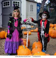 Boys Pumpkin Halloween Costume Costume Stock Images Royalty Free Images U0026 Vectors Shutterstock