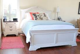 a new bed frame u2014 beckwith u0027s treasures