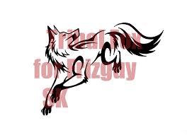 tribal fox com for frizguy by shadowkira on deviantart