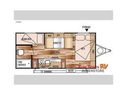 check out this 2016 forest river rv salem cruise lite fs 195bh