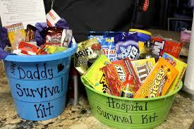 hospital gifts simply made with survival kit hospital survival kit