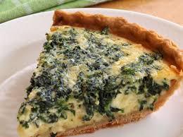 cuisine quiche spinach gruyere quiche