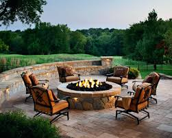 Agio Haywood by Articles With Round Fire Pit Patio Tag Terrific Circle Fire Pit