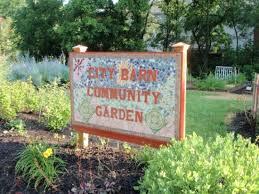 Botanical Garden Cincinnati City Barn Community Garden Cincinnati American Community Garden