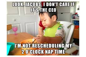 Baby Business Meme - can we guess your middle name based on this quiz eat24 blog