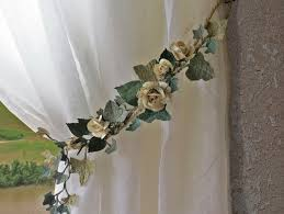 how to tie curtains affordable curtain tie backs have terrific curtain tie back ideas
