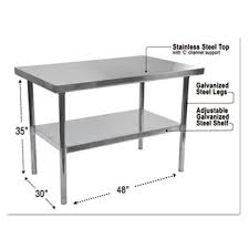 alera folding banquet table 72 x 29 platinum stainless steel table by alera alexs4830 ontimesupplies com