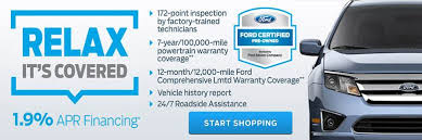 ford certified pre owned ford certified pre owned cars saybrook ct
