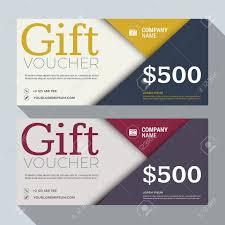 gift card discount gift voucher vector design print template discount card gift