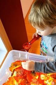 Toddler Sensory Table by November Sensory Tub