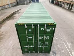 used 40 foot high cube shipping containers for hire container