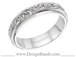wedding band engraving engraved wedding ring image design bands