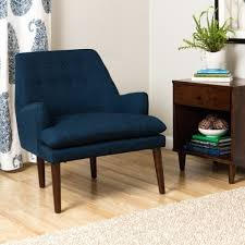 Living Room Navy Blue Accent Chairs In Cool Chair  Best Ideas - Blue accent chairs for living room
