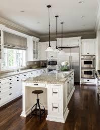 repeindre des meubles de cuisine en stratifié couleur de meuble de cuisine couleur de cuisine avec meuble blanc
