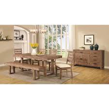 rustic solid wood coffee table elmwood rustic solid wood side chair pack of two